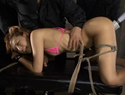 Black SOD - She-Male Orgasm Torture, Secret Investigator