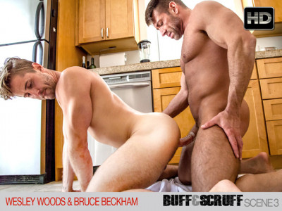 C1R — Buff & Scruff — Bruce Beckham and Wesley Woods