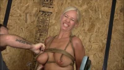 Tied Breast Suspension