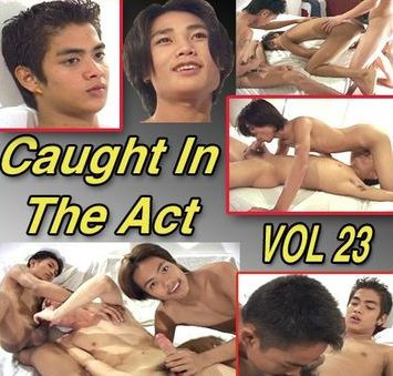Caught In The Act Vol. 23