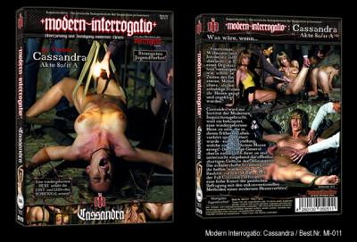 Modern Interrogatio - Cassandra Akte 80-2