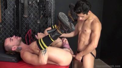 Let's Flip for It - Part 1 smut online gay wc!
