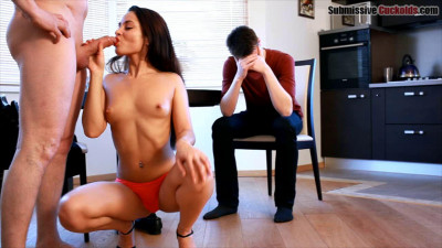 SubmissiveCuckolds Kristall Rush Part 2