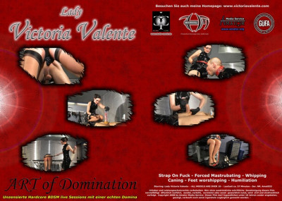 Lady Victoria Valente - Art of Domination