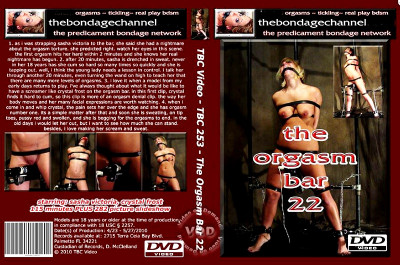 The Orgasm Bar  22 – TheBondageChannel