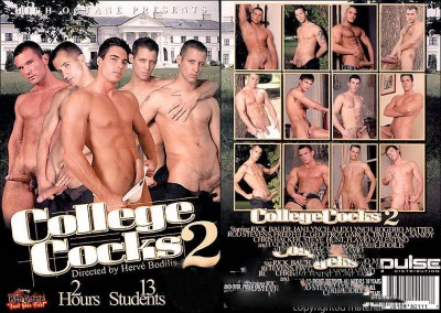 College Cocks 2