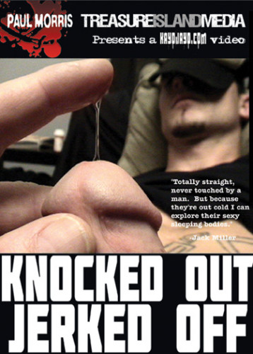 Knocked Out And Jerked Off — part 1