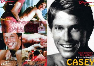 Casey (1971) – Casey Donovan, Angelo Waine, Sparrow Guano