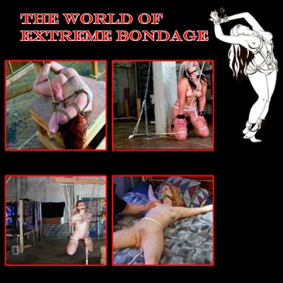 The world of extreme bondage 173