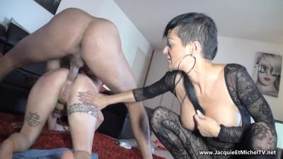 Lili, Margaux, Juan