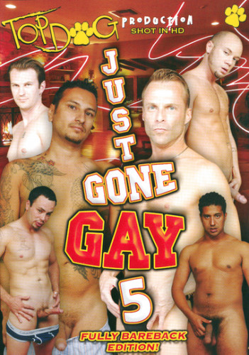 """Just Gone Gay #5 """"Top Dog&quot , twink sexual pornos."""