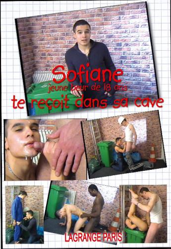 Sofiane 18 ans te reçoit dans sa cave