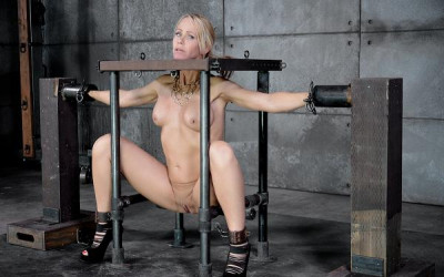 Worthy BDSM punishment