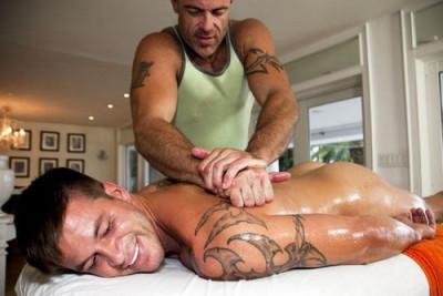 Rub Him – Man Vs Man – Brodie Sinclair And Trace Michaels