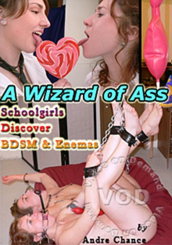 Schoolgirls Discover BDSM and Enemas