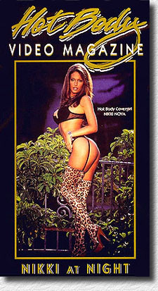 Hot Body Video Magazine   Nikki At Night