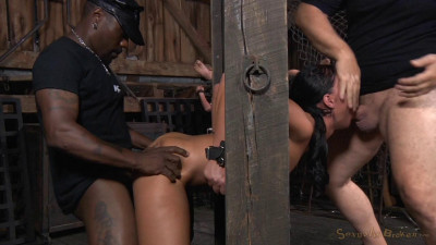 Sluts Restrained In Strict Bondage