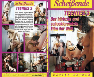 Scheißende Teenies 3 Filesmonster Scat