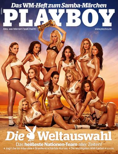 Playboy Gernany 2014