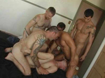 Birthday Weekend Gangbang