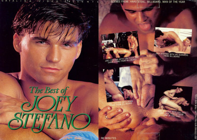 Catalina Video – The Best Of Joey Stefano (1992)