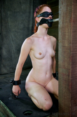 IR – For Bondage's Sake, Part 2 – Redhead Girl Calico Lane – Nov 08, 2013 – HD
