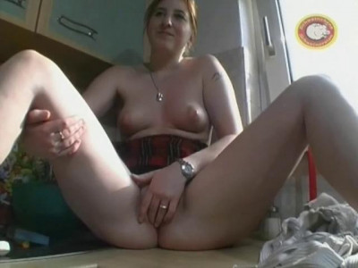 Fuck on a kitchen table