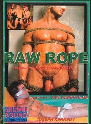 Raw Rope - muscle, fan, full, bound