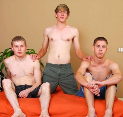 Sam, Reed and Kevin Mack