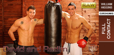 WHiggins - David and Radim Raw - Full Contact - 05-01-2013