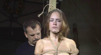 I Try Out My New M0Co Jute and Hood on Rachel - Part 2