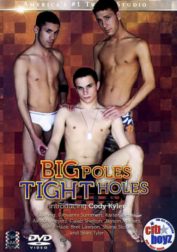 Citiboyz Vol. 56 Big Poles Tight Holes — Cody Kyler, Giovanni Summers