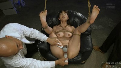 Woman's Body Bondage Play – Kinbaku Nyotai Yugi, Vol. 4