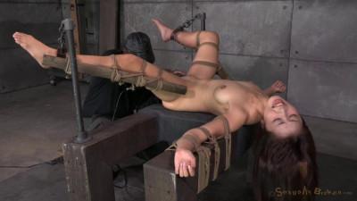 SexuallyBroken - June 20, 2014 - Marica Hase - Jack Hammer