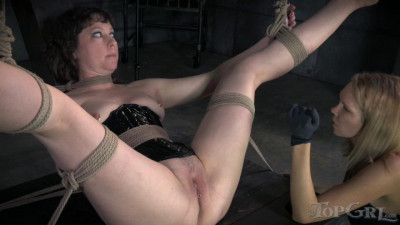 Pierced-Anna Rose, Rain DeGrey — BDSM, Humiliation, Torture