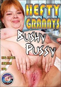 Hefty Grannys Bushy Pussy