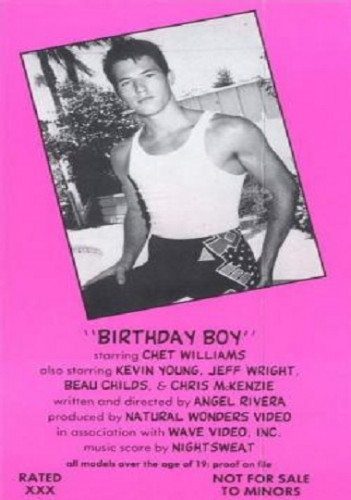 Birthday Boy 1988