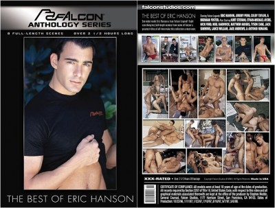 Best of Eric Hanson - Falcon Anthology Series