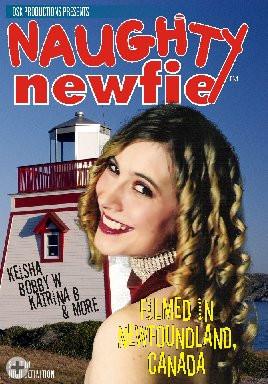 Naughty Newfie