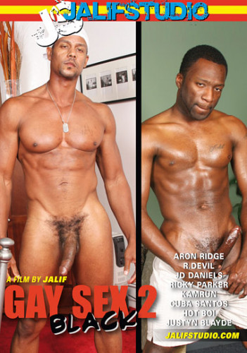 Gay Sex Vol. 2 - Black