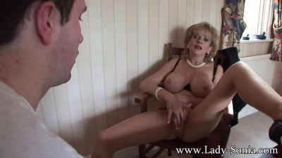 Lady Sonia (Make me cum before my husband gets back)