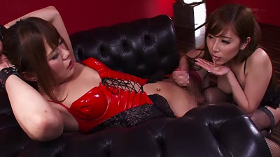 Dressing Beautiful Girl Kaoru Oshima With The Cock Of The Best