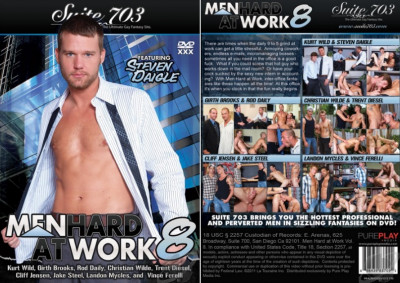 Men Hard at Work Vol. 8 (2011)