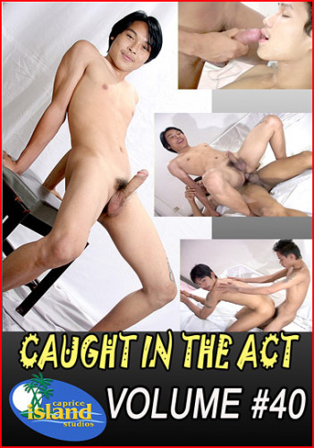 Caught in the Act vol.40 - asia, masturbation, caught