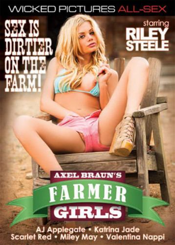 Riley Steele, AJ Applegate, Katrina Jade, Miley May, Valentina Nappi - Farmer Girls (2015)