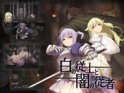 White Knight & Dark Servant