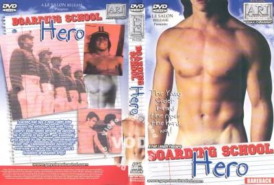 Bareback Boarding School Hero (1974) -  Jeff Colt, Barry, Brad