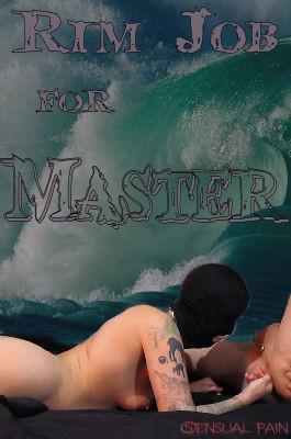 Sensualpain – Oct 12, 2016 – Rim Job For Master – Abigail Dupree,Master James