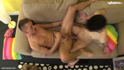 Wake Up! Tommy Lee Gets Woken By His Buddy For A Full On, Big Dicked Fuck!