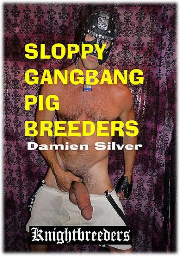 Sloppy Gangbang Pig Breeders